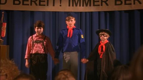Zorros Kindheit